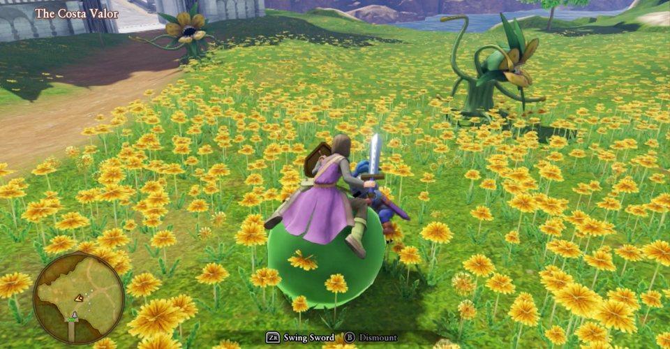 Dragon Quest XI S: Echoes of an Elusive Age - Behin betiko edizioaren berrikuspena
