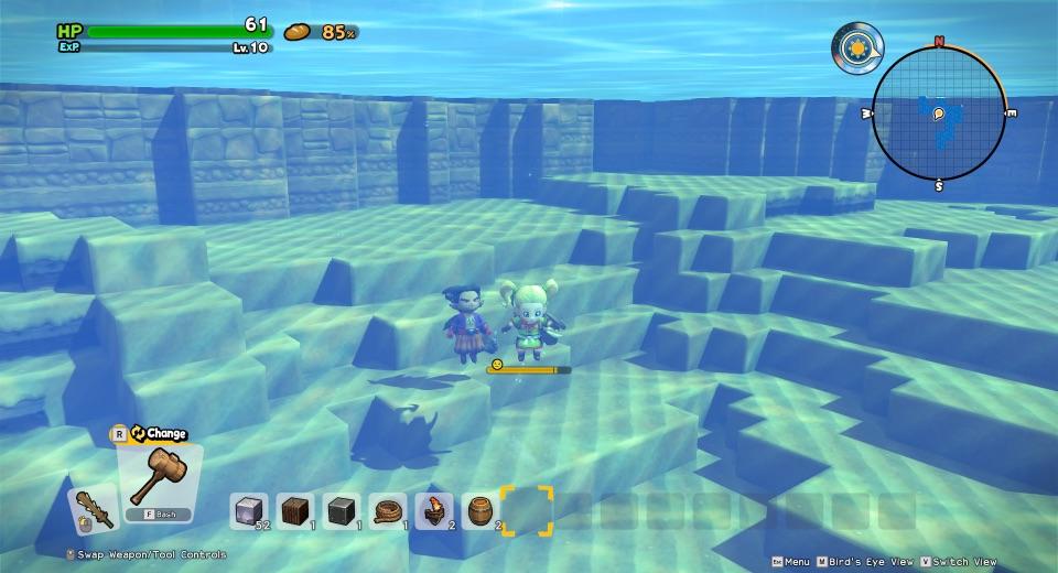 Dragon Quest eraikitzaileak 2 PC berrikuspena