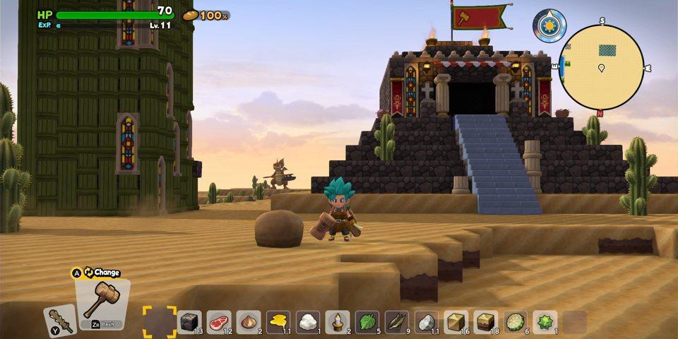 Dragon Quest eraikitzaileak 2 Review 1