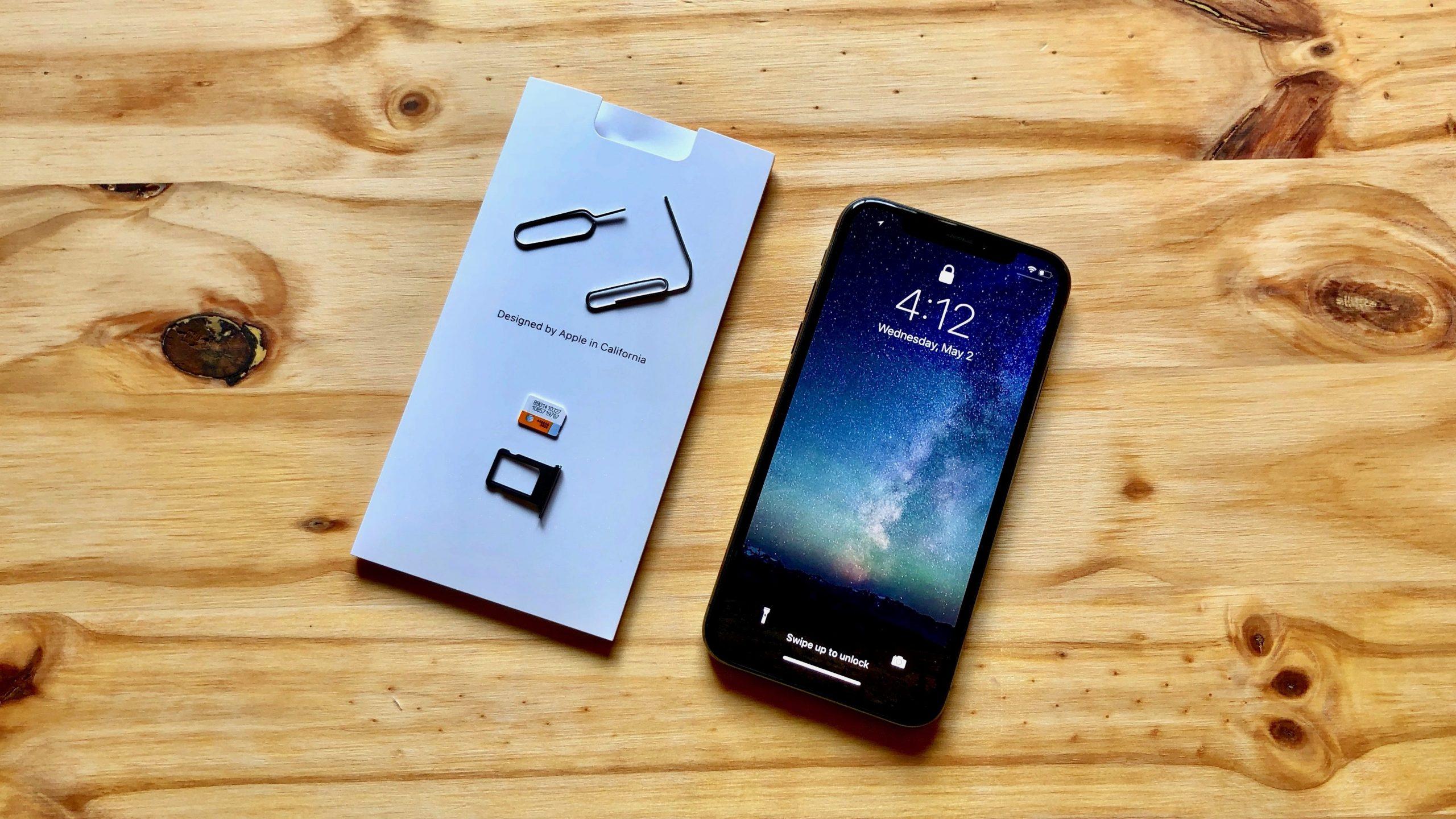 Dual Sim txartela duen IPhone etor daiteke!