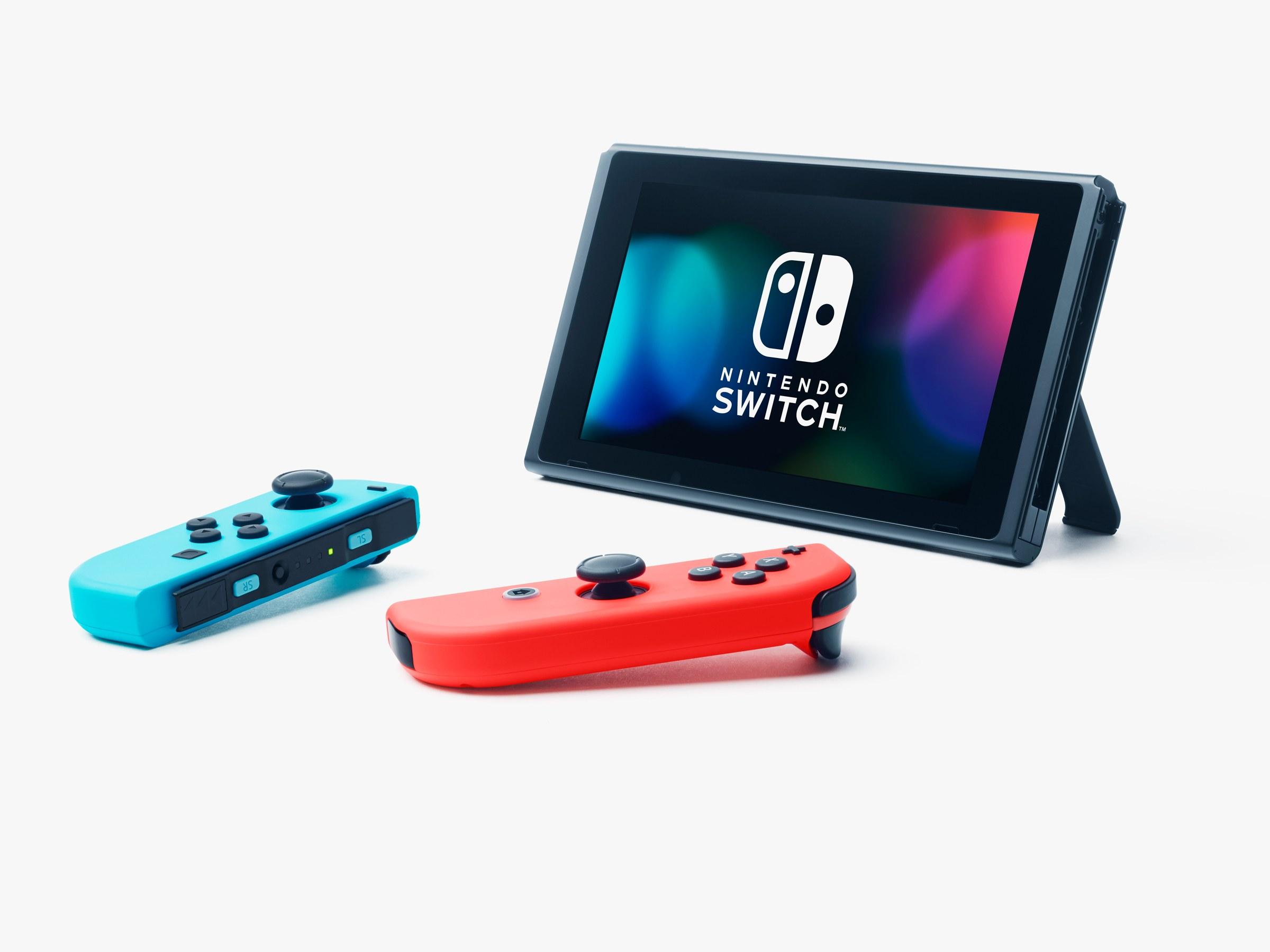 Ekialde urrunean Nintendo Switch haizeak putz egiten jarraitzen du