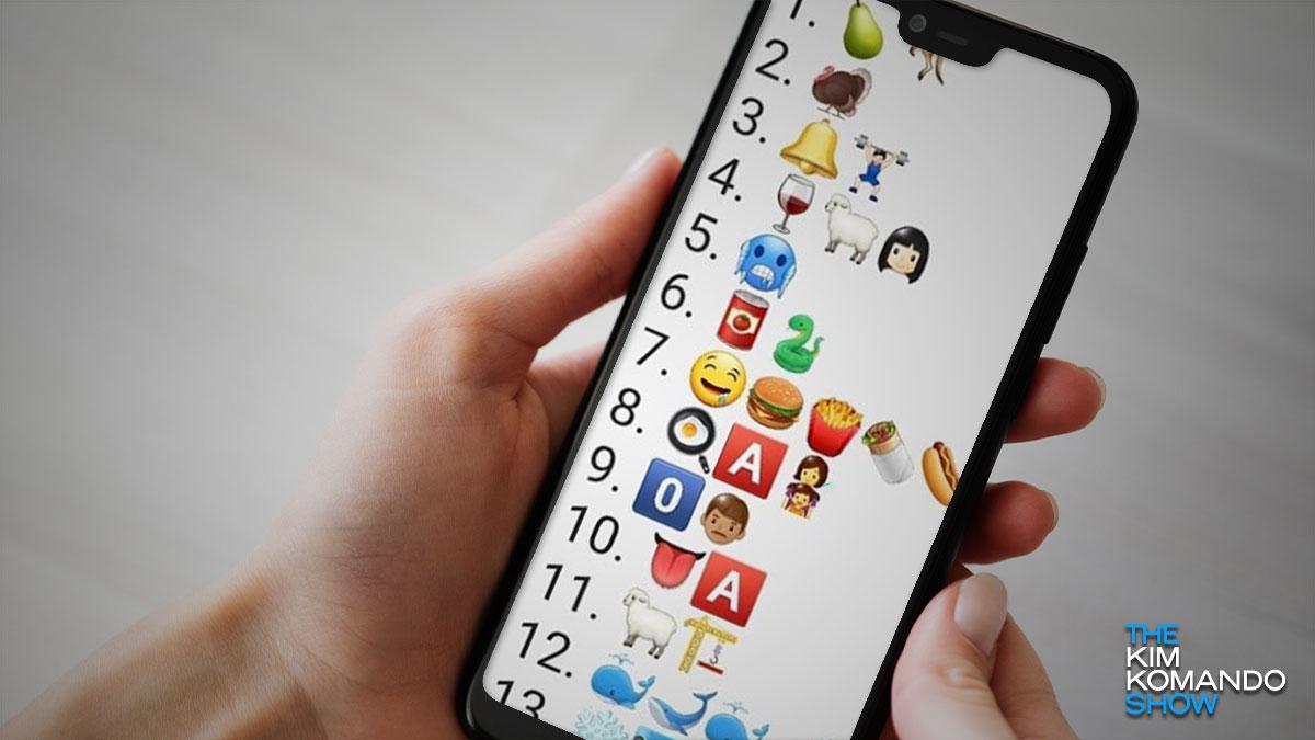 Emoji galdetegia: Zenbat herrialdetan asmatu dezakezu?