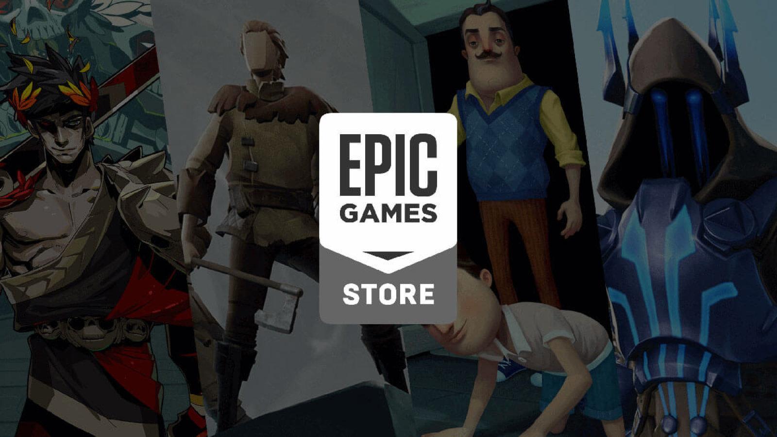 Epic Games Store liburutegia ere eguneratu da!