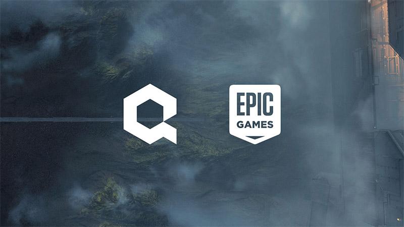Epic Games-ek Quixel konpainia eskuratu zuen, Megascans liburutegiaren arduraduna