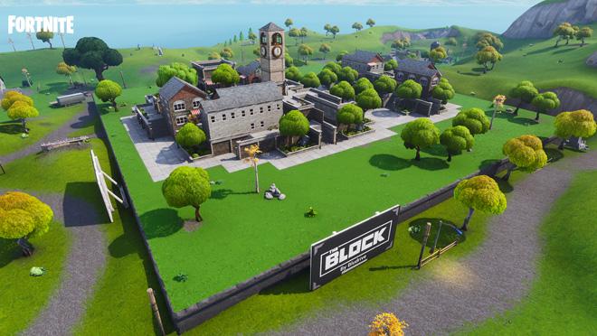 Fortnite  Battle Royale Block