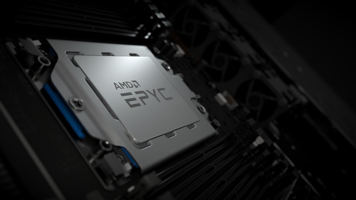 Epyc-ek 80 erregistro hautsi ditu.  AMD prozesadore berriek arrakasta izan dezakete datu zentroetan