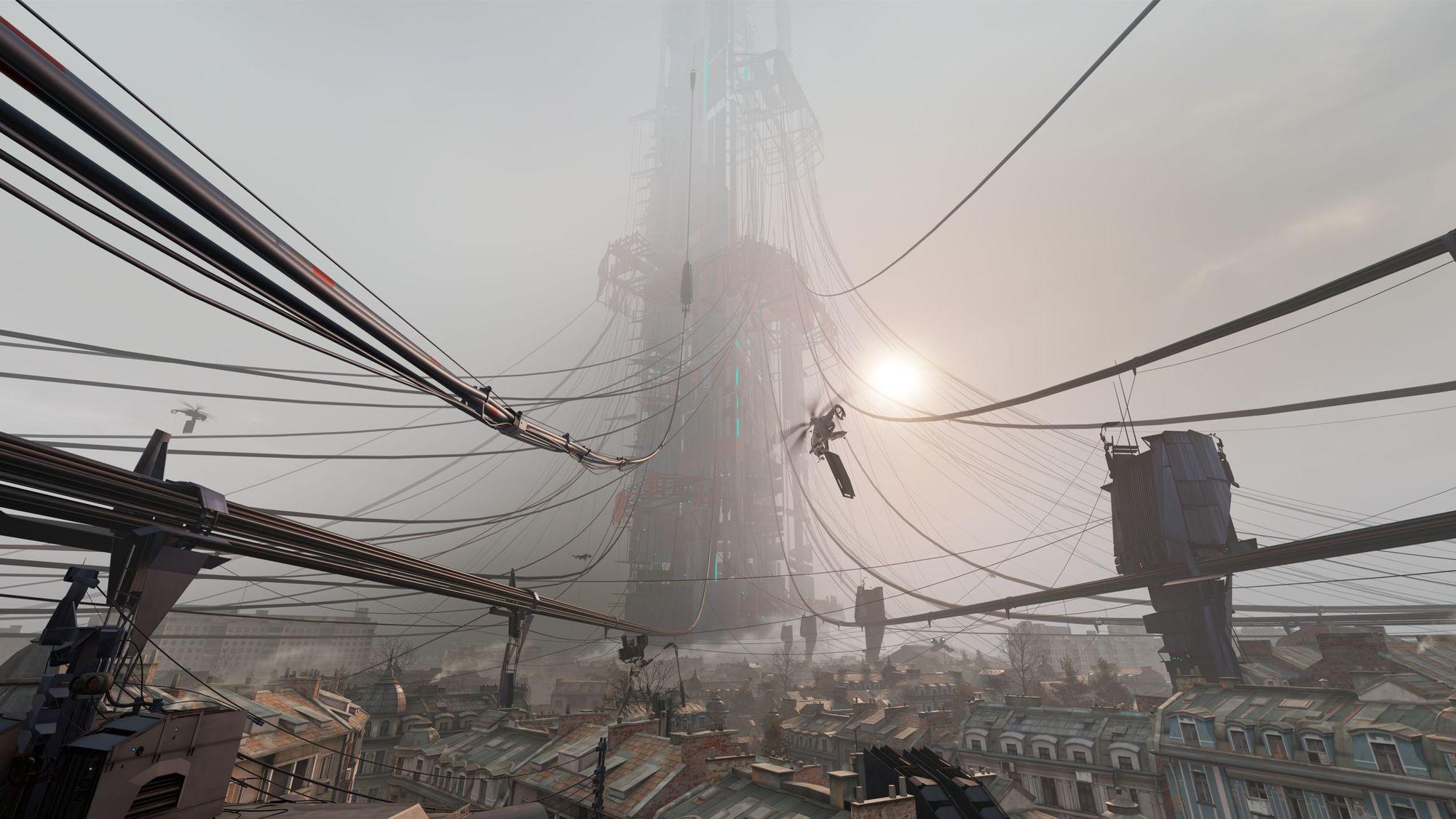 Esnatu egin zara, eta hona hemen Half-Life berriaren jolaseko bideo ofiziala
