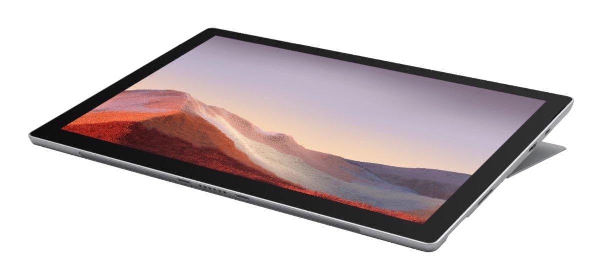 Eta ezustekoaren ostean.  Estreina baino lehen Microsoft Surface ordenagailu eta tablet berriak filtratu ziren