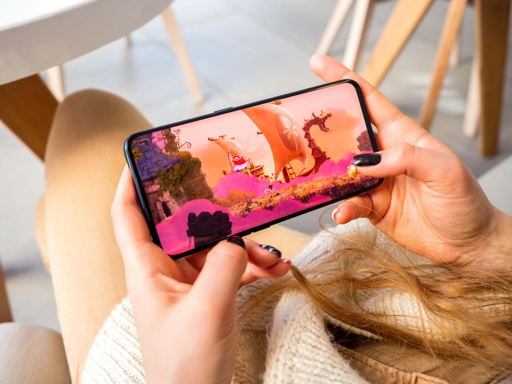 Ez bakarrik Pixelak.  Android 11 probatu dezakezu Oppo telefonoetan