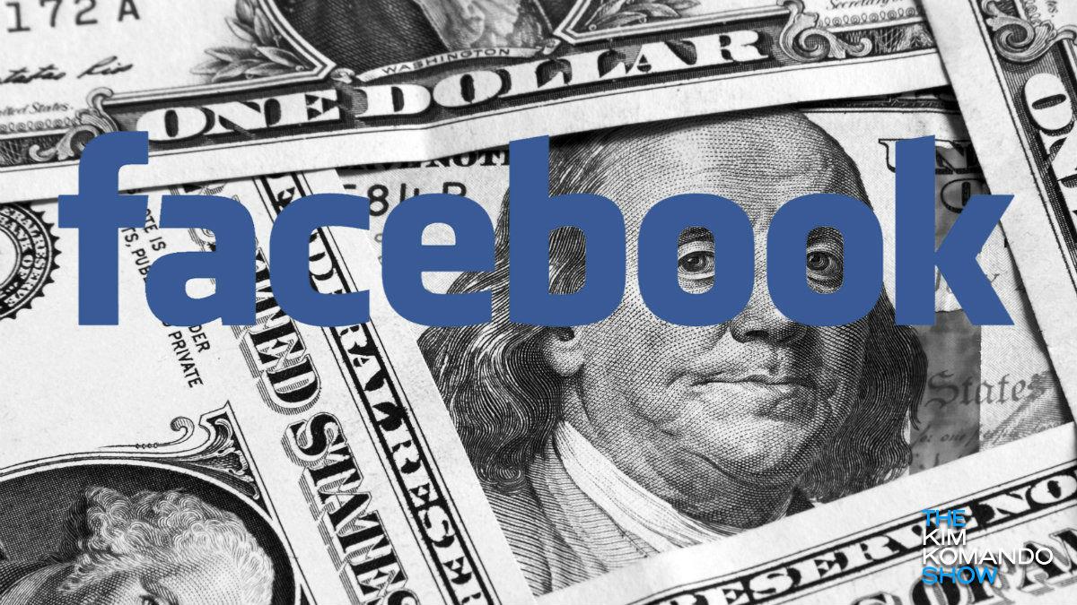 Ez zaitez erori hau Facebook Messenger iruzurrak