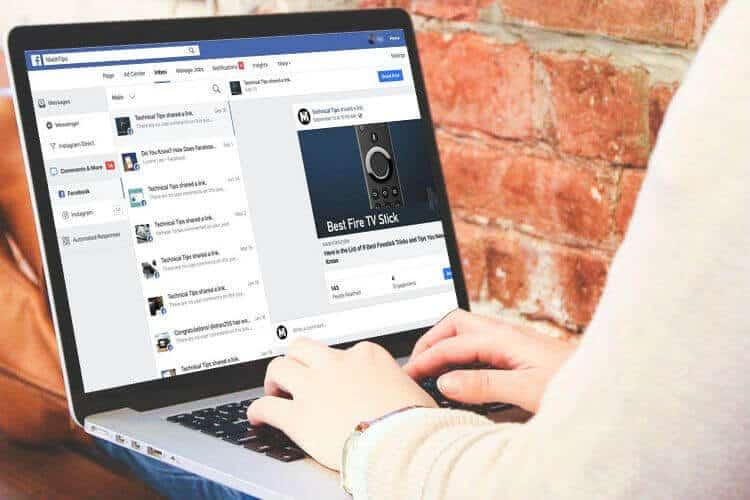 Ezabatu mezuak FacebookJakin behar duzun guztia