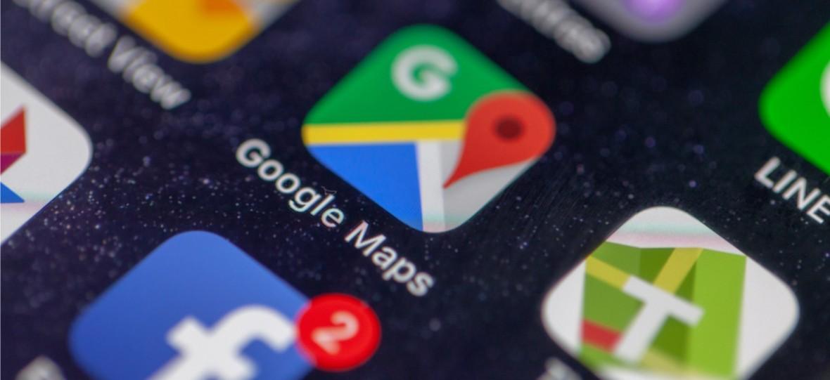 Ezaugarri berri bat Google Maps-en: orain sekretuan gordeko duzu McDonald's-era joateko gimnasioan
