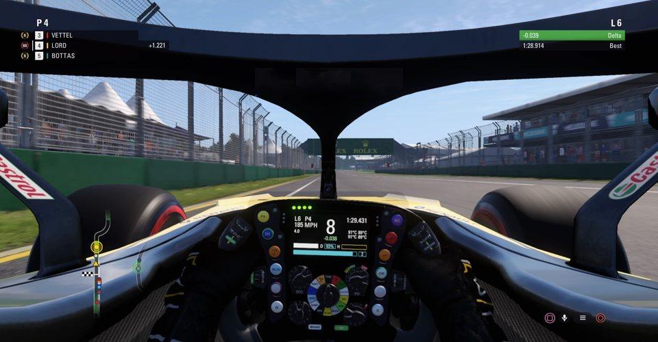F1 2018 berrikuspena 1