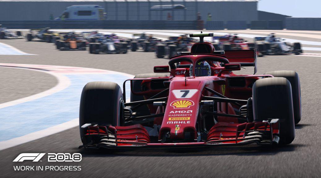F1 2018 sistem gereksinimleri