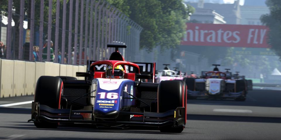 F1 2019 berrikuspena