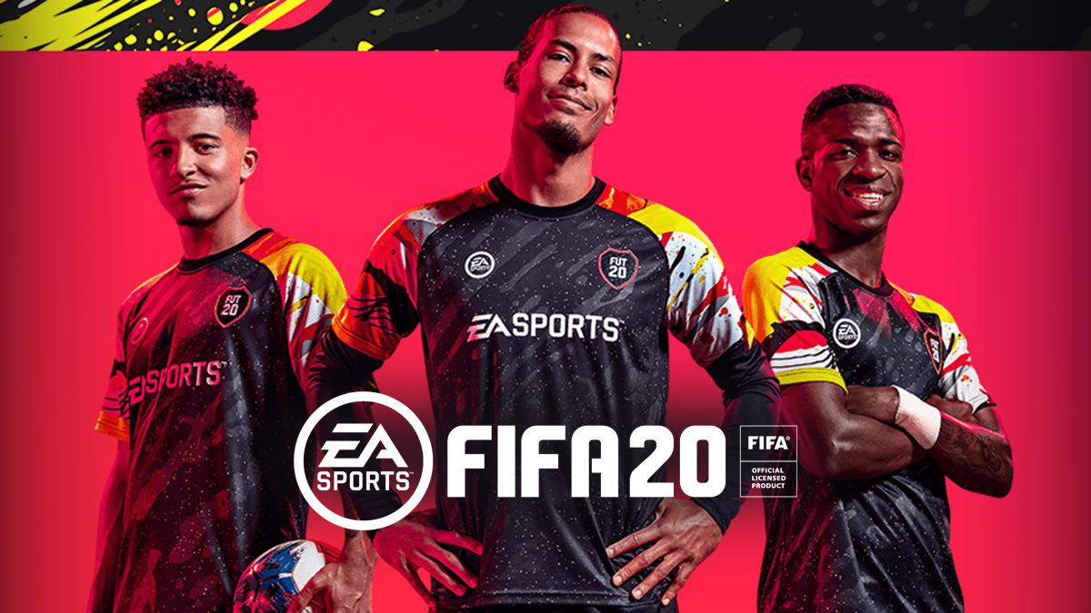 FIFA 20 Nintendo Switch Eskuragarri dago