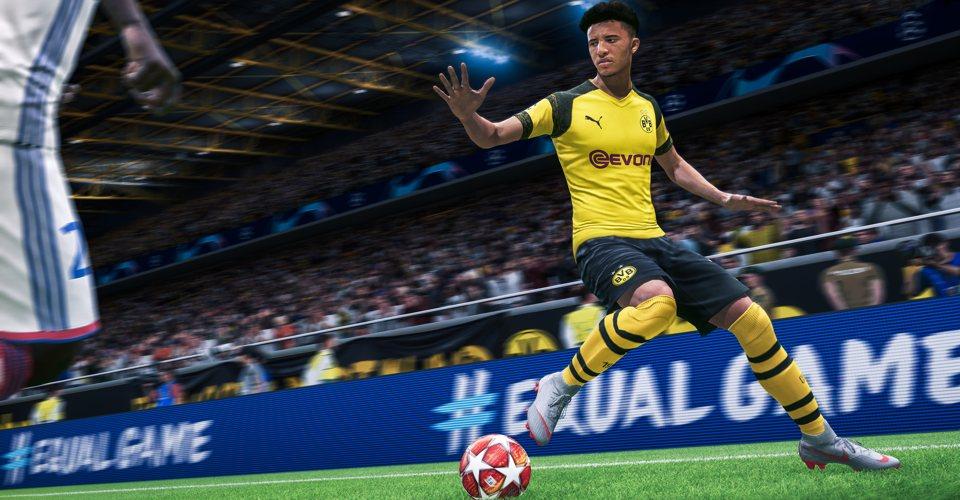 FIFA 20 Review in progress 1