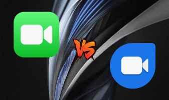 FaceTime vs Google Duo iPhone-n: aldatu beharko al zenuke?