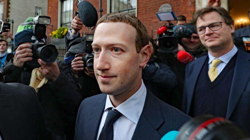 Facebook 5  mila milioi dolarreko isuna ordainduko du