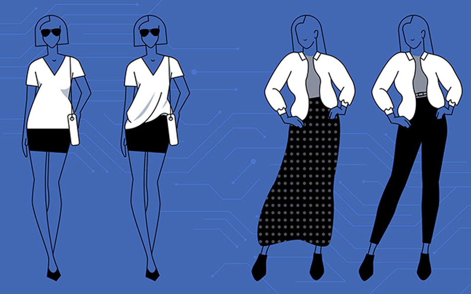 Facebook moda aholkuak eman adimen artifizialarekin