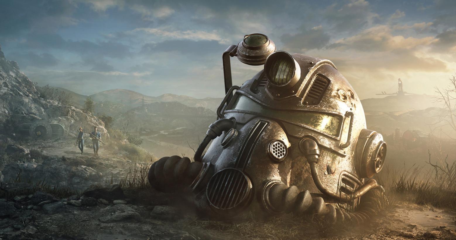 Fallout 76-rako kaleratutako bi bideo berri