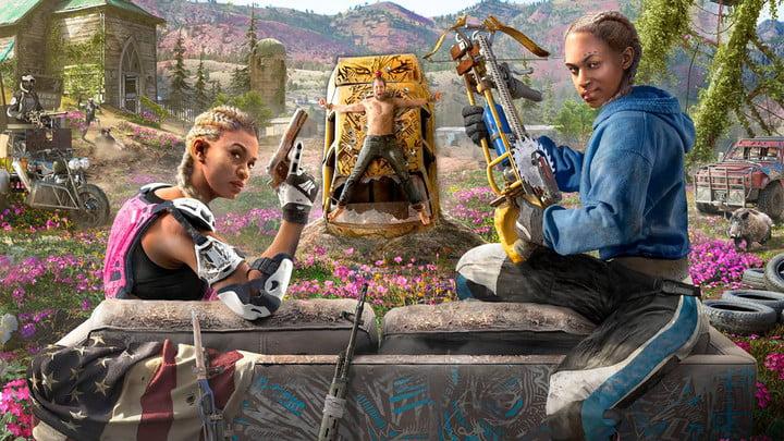Far Cry New Dawn berrikuspen puntuak kaleratu dira
