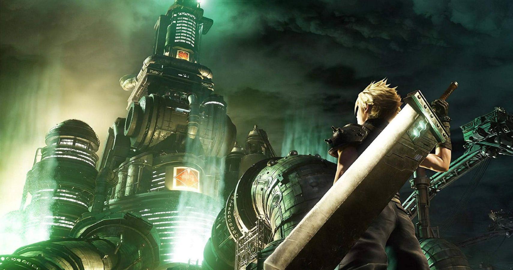Final Fantasy 7 Remake-k lur berria du!