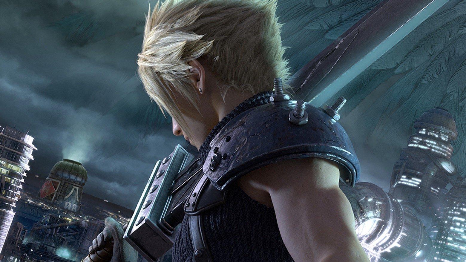 Final Fantasy VII Remake demo da PS4!