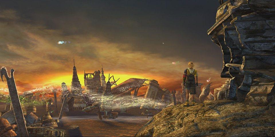 Final Fantasy X / X-2 HD Remaster ezinbesteko oparia da Switch RPG zaleak