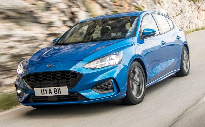 Ford Focus berriak Euro NCAPen marka guztiak lortzen ditu!