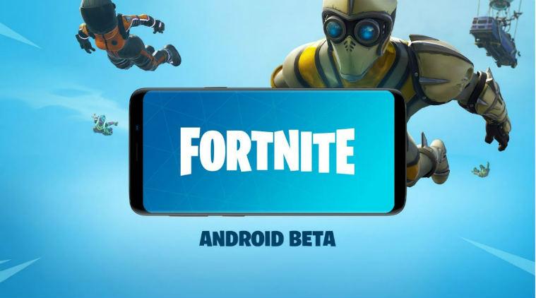 Fortnite Android beta gailu berrientzako abian jarri da