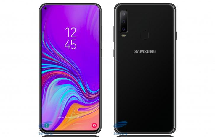 Galaxy A8ek ez dute aurikularik izango