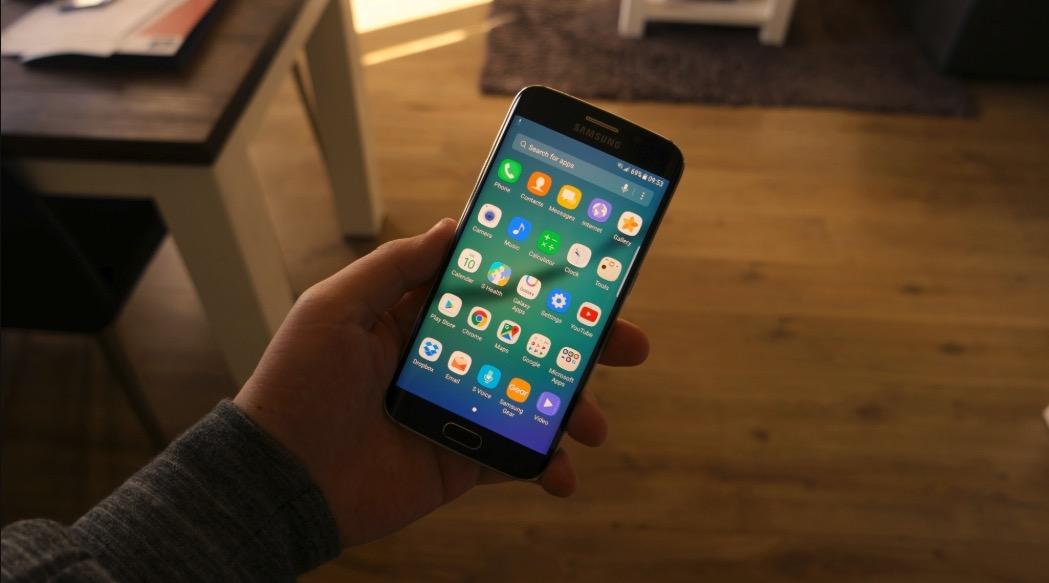 Galaxy S6 için güncelleme