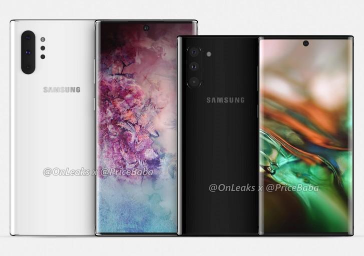 Galaxy Note10 7 Abuztuan aurkeztu behar da