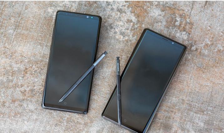 Galaxy Note10 eta Note10 + buruzko xehetasun berriak