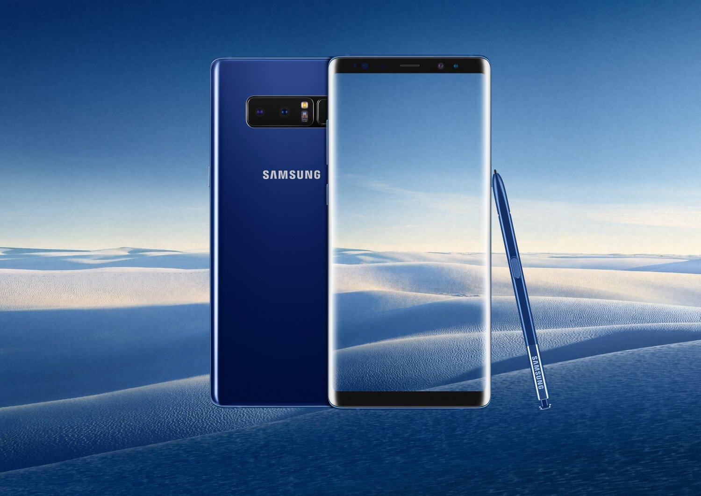 Galaxy S8 eta Oharra 8 S9 funtzioa eskuragarri dago