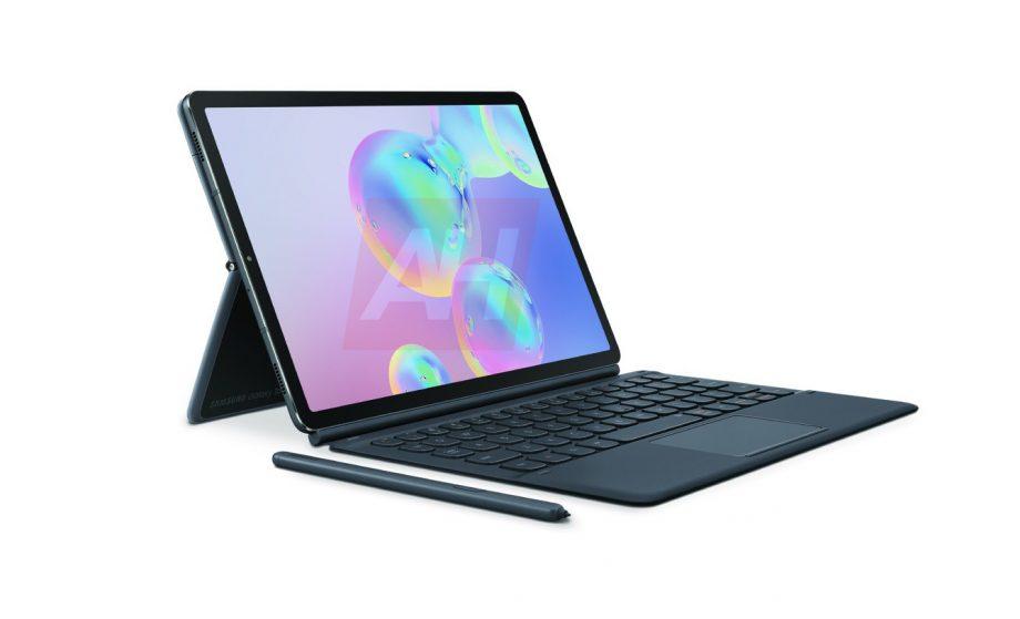 Galaxy Tab S6 funtzioak agertu ziren!