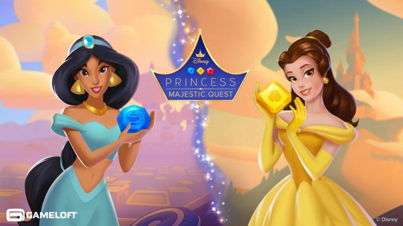 Gameloft-ek Disney zaleentzako joko berriak iragarri ditu