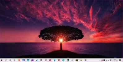 Garrantzitsuena 4 Zeregin-barraren kolorea zuri bihurtzeko arazoa konpontzeko moduak Windows 10