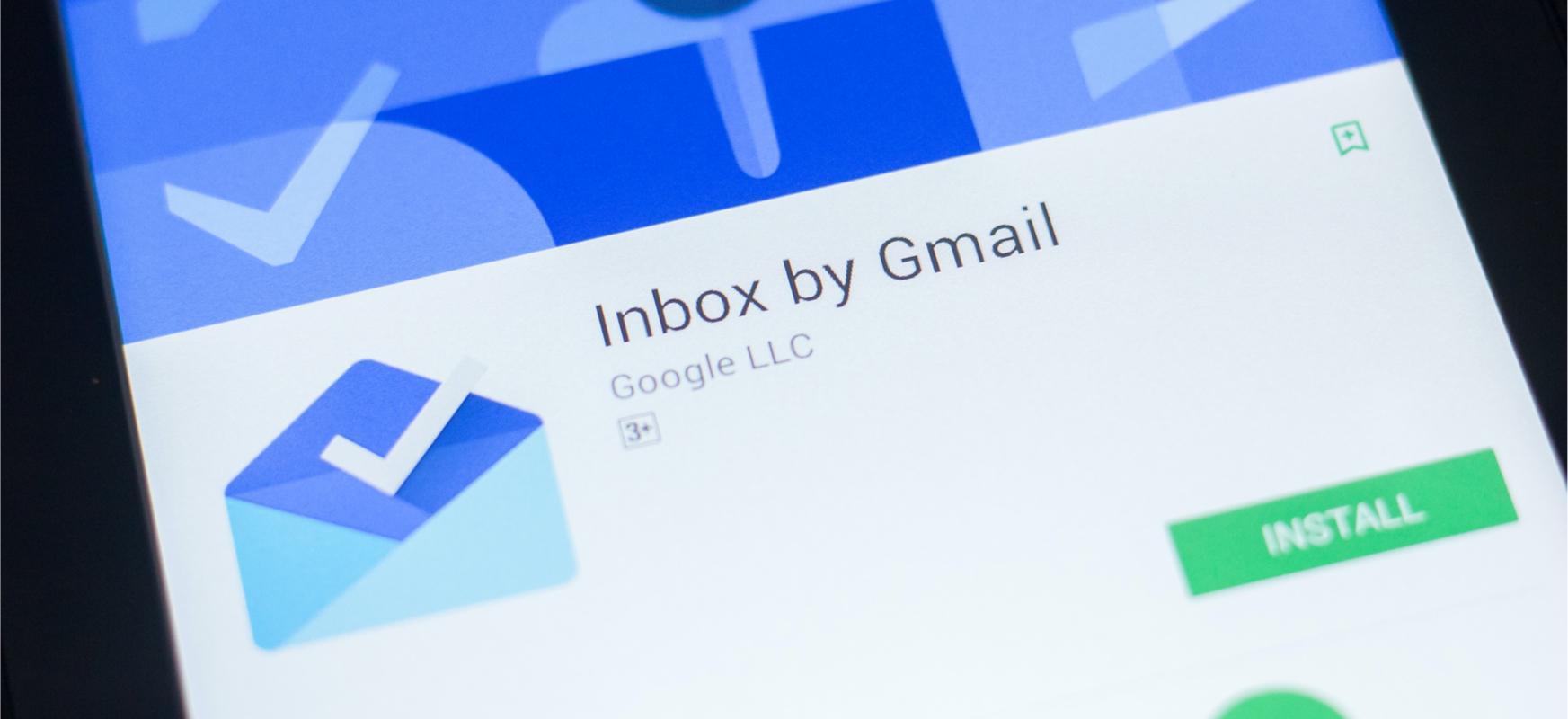 Gaur egun, Gmail-ek Inbox-etik urrun dago.  Google-ren posta elektronikoaren ondoren, inork ez du bete behar izan duen hutsunea