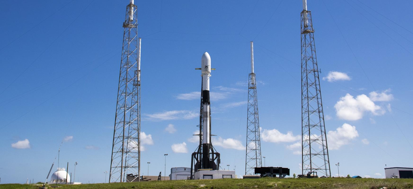 Gaur goizean Starlineksen beste talde bat SkySat hiru sateliteekin hasi da