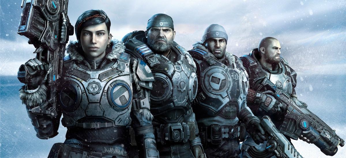 Gears 5, Metroz gain, Blair Witch poloniarra.  Microsoft Gamescom-en - Xbox kanpamentuko albiste interesgarriena
