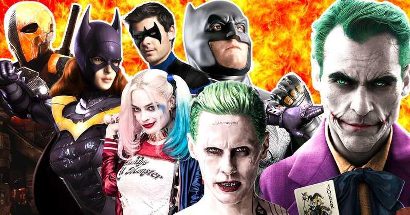 Gehienak DC filmak ikusi zituzten