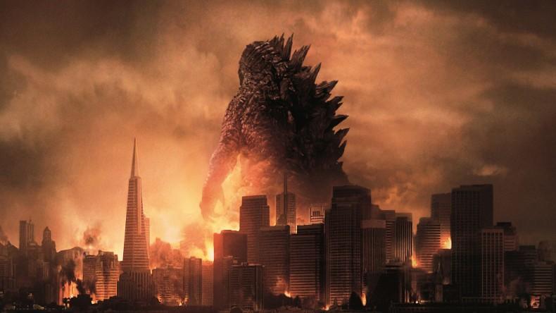 Godzilla King of the Monsters-en kaleratutako lehen bideoa