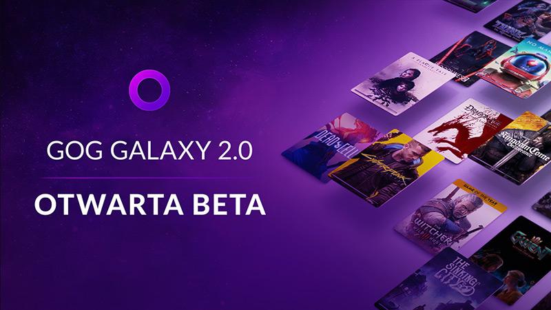 Gog Galaxy 2.0: bezeroari irekitako beta probak hasi dira