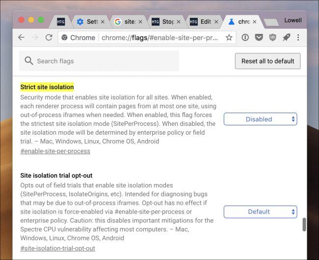 Google Chrome orain% 10 RAM gehiago erabiltzen hasiko da Spectre-ri esker 3