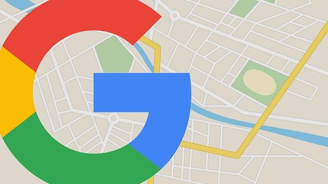 Google Maps-ek erakutsiko dizu zein kale argiztatuta dauden