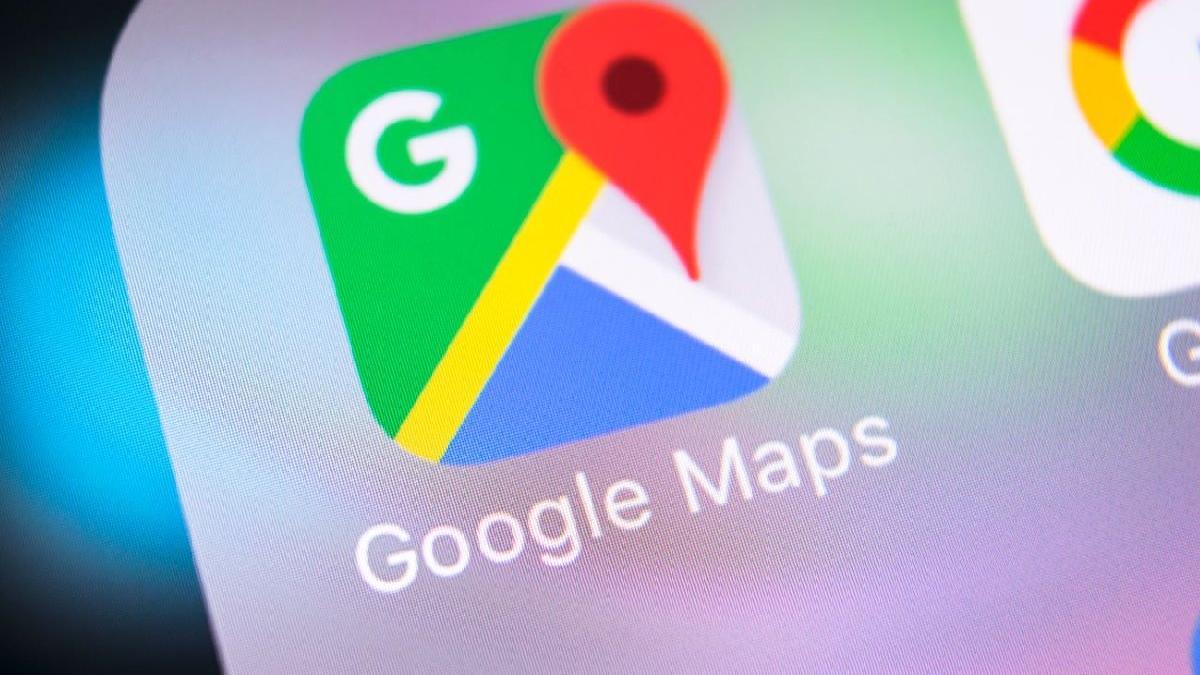 Google Maps-ek korona birusa lortzeko botoia sakatu du!
