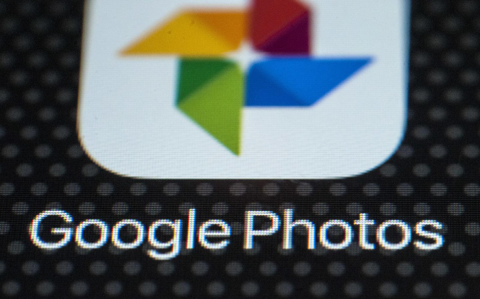 Google Photos-ek testua bilatzeko aukera izango du