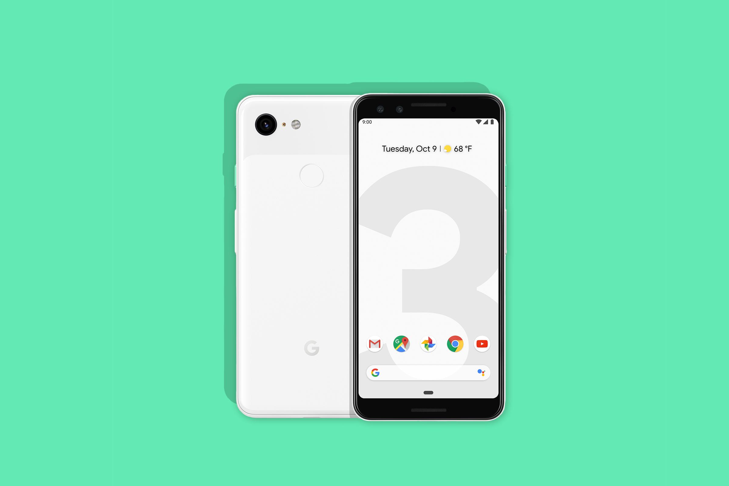 Google Pixel 3 Eguneratze berria!